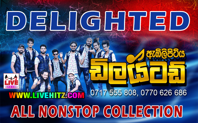 DELIGHTED ALL NONSTOP COLLECTION